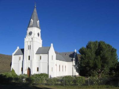 Church - Nieu Bethesda
