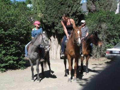 Nieu Bethesda horse riding