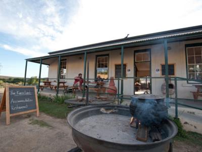 Karoo Lamb Restaurant Nieu Bethesda