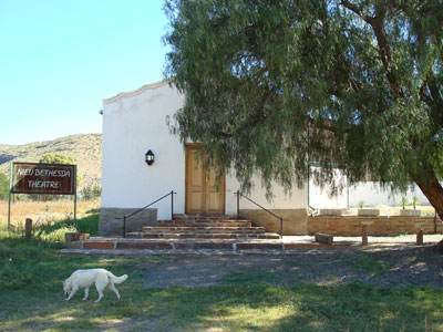 Little Theatre - Nieu Bethesda