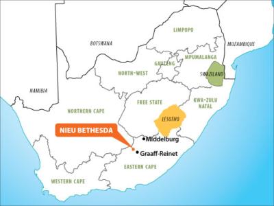 Nieu Bethesda - Eastern Cape - South Africa