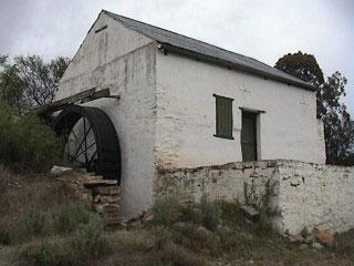 Nieu Bethesda Water mill