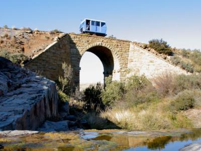 Blaauwater Railway hike - Nieu Bethesda