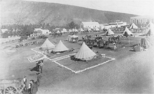 Graaff-Reinet and the Second Anglo-Boer War (1899-1902)o